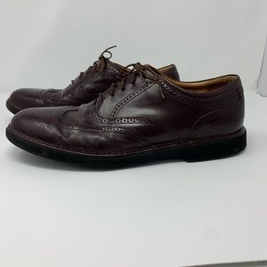 Rockport Dressports Men's Maroon Shoe Size 12M